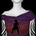 Avatar Wild child shirt with tattoos (streetwear design)