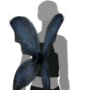 Avatar Dark fairy wings