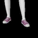 Avatar Fuchsia sneakers