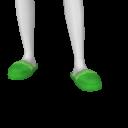 Avatar Pj slippers (green)