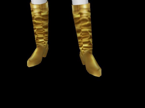 Avatar ::puma:: golden boots