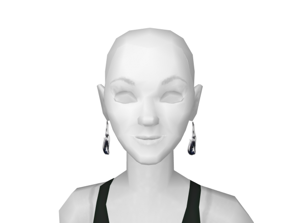 Avatar Wolf earrings
