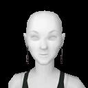 Avatar Nausea's handcuff earings