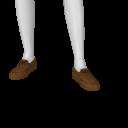 Avatar Brown slipon moccasins