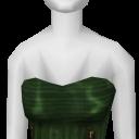 Avatar Green summer dress