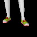 Avatar Cutesy decks - apple green