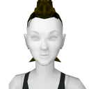Avatar Yellow mohawk