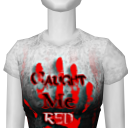 Avatar Caught me red handed t-shirt