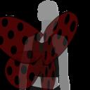 Avatar Lady bug wings