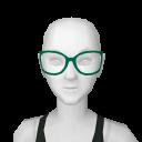 Avatar The captain's seafoam specs
