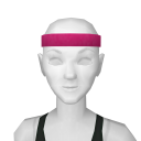 Avatar 80s outfit sweat-headband