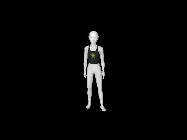 Avatar 1920's flapper leggings