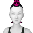 Avatar Hotpink mohawk by