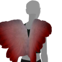 Avatar Half angel half devil wings