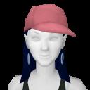 Avatar Baseball uniform cap (costume)