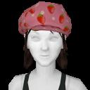 Avatar Strawberry shortcake hat