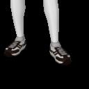 Avatar WhiteBrown Striped Athletics