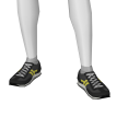 Avatar Yellow Striped Athletics