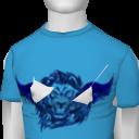Avatar Winged lion slim tee