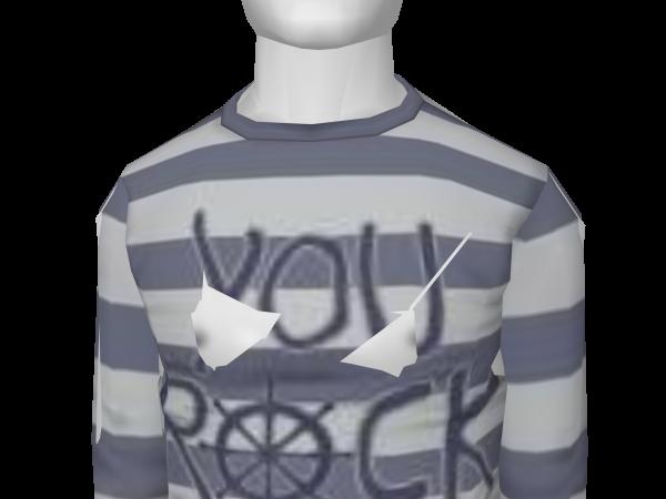 Avatar You rock my boat long-arm shirt