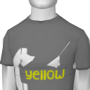 Avatar Yellow.. top