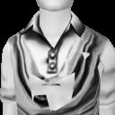 Avatar ::puma:: grey loose vest