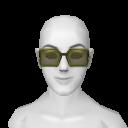 Avatar Yellow stunna shades