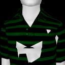 Avatar ::puma:: polo shirt green