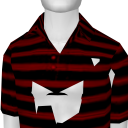 Avatar ::puma:: polo shirt red