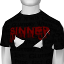 Avatar 7 deadly sins (word art design)
