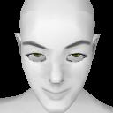 Avatar Sea green eerie eyes