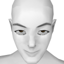 Avatar Dark brown eerie eyes