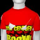 Avatar 21st century boom! event shirt