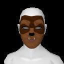 Avatar Beast mask (beauty and the beast)