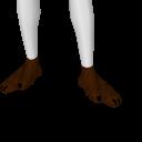 Avatar Beast feet (beauty and the beast)