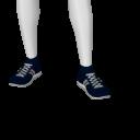 Avatar Baseball uniform shoes (costume)
